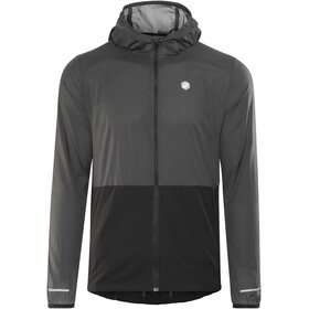 asics Packable Running Jacket Men grey